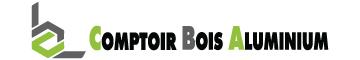 Comptoir Bois Aluminium Logo