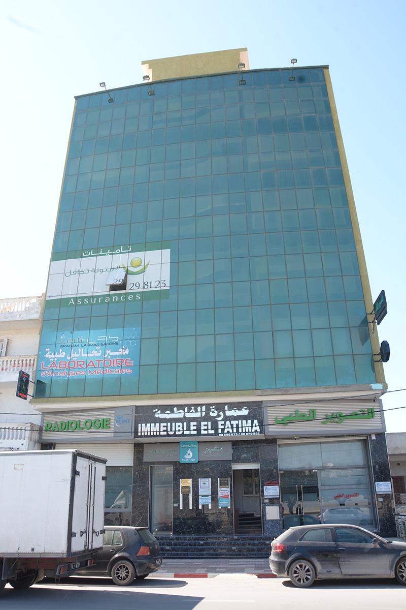 Immeuble El Fatima