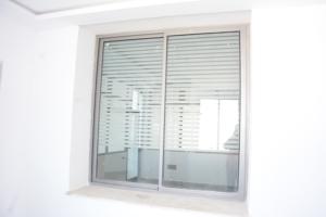 Cloison vitrée de bureau