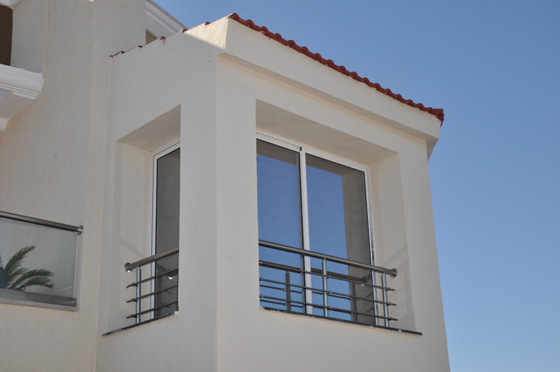 Garde-corps pour fenêtre