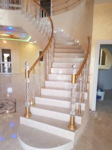 Rampe Escalier Cristal 3