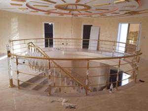 Rampe Escalier Cristal 5