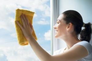 Nettoyage & Entretien des portes et fenêtres en aluminium