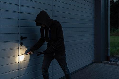 Sécurité et protection contre les effractions !